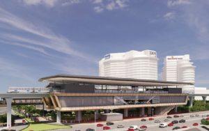 MRT Kajang V8, MRT Kajang Car Park, MRT Kota Damansara Station, MRT Sungai Buloh, MRT Kg Baru Sg Buloh Station, MRT Sg Buloh Tehpoh